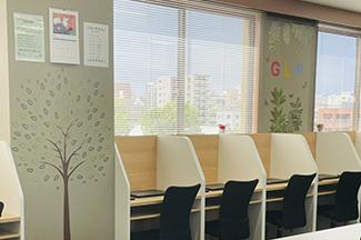 グッドライフパートナー宮崎の作業スペースの画像